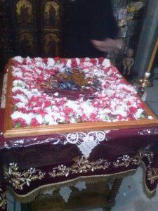 Παράκληση στην εκκλησία της Παναγίας της Παναγιώτισσας στον Πρωταρά @ Παναγία